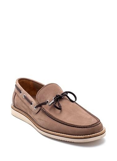 Derimod Erkek Loafer(10412) Casual Vizon